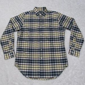 Ralph Lauren Button Down Long Sleeve Size 15